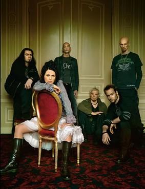 Within Temptation - koncert w Warszawie