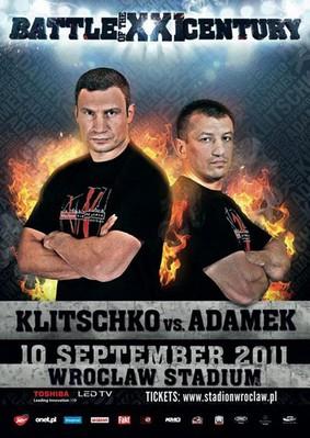 Adamek vs. Kliczko