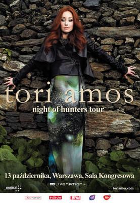 Tori Amos - Night of Hunters Tour