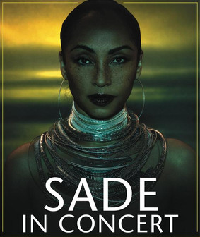 Sade - Live World Tour