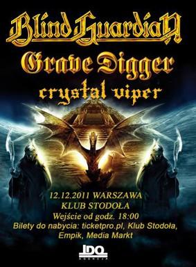 Blind Guardian - koncert w Polsce