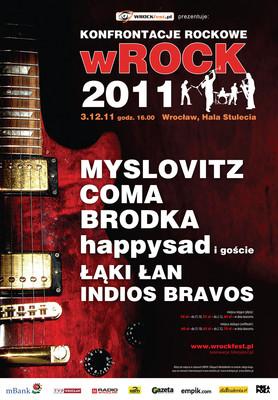Konfrontacje Rockowe – wROCK 2011