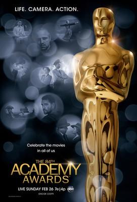 84. ceremonia wręczenia Oscarów / 84th Academy Awards