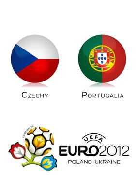 Euro 2012: Czechy - Portugalia [Ćwierćfinał]