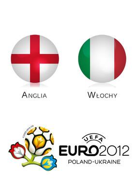 Euro 2012: Anglia - Włochy [Ćwierćfinał]