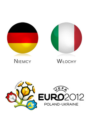 Euro 2012: Niemcy - Włochy [Półfinał]