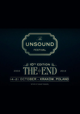 Unsound Festival 2012