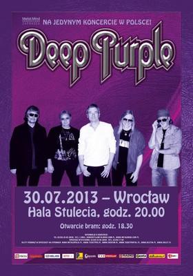 Deep Purple - koncert w Polsce