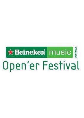 Heineken Open'er Festival 2013