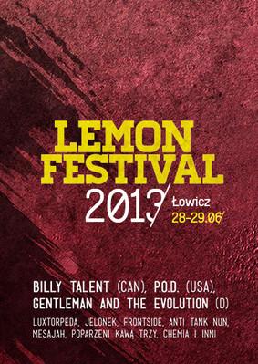 Lemon Festival 2013