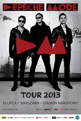 Depeche Mode - koncert w Warszawie / Depeche Mode - The Delta Machine Tour