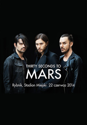 30 Seconds To Mars - koncert w Polsce