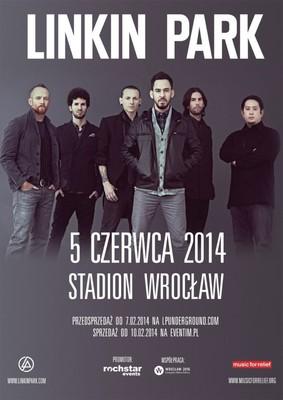 Linkin Park - koncert w Polsce