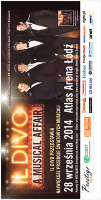 Il Divo - koncert w Polsce