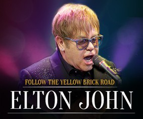 Elton John - koncert w Polsce / Elton John - Follow the Yellow Brick Road Tour