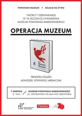 Premiera książki