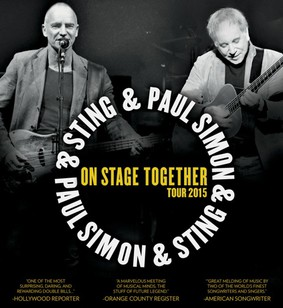 Paul Simon & Sting: On Stage Together