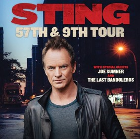 Sting - koncert w Polsce / Sting - 57th & 9th Tour