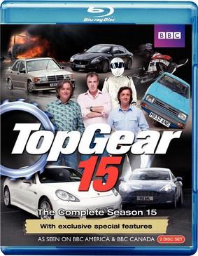 Top Gear: The Complete Season 15