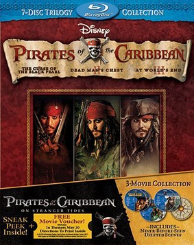 Pirates of the Caribbean Trilogy