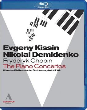 Chopin: Piano Concertos Warsaw 2010