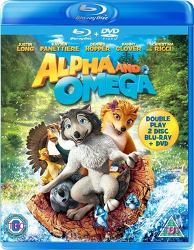 Zakochany wilczek 3D / Alpha and Omega