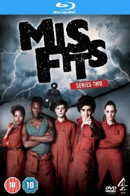 The Misfits: Series 2