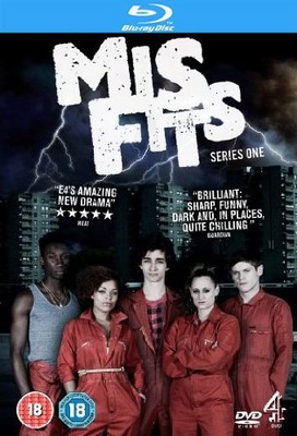 The Misfits: Series 1