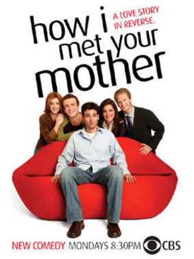 Jak poznałem waszą matkę - sezon 2 / How I Met Your Mother - season 2