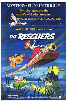 Bernard i Bianka / The Rescuers