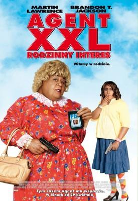 Agent XXL: Rodzinny Interes / Big Mommas: Like Father, Like Son