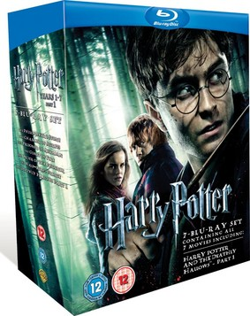 Harry Potter Collection: Years 1-7 Part 1