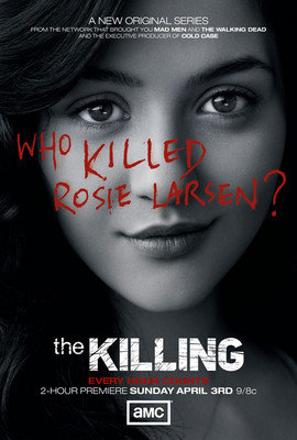 Dochodzenie - sezon 1 / The Killing - season 1