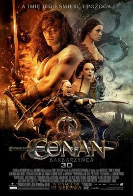 Conan Barbarzyńca 3D / Conan the Barbarian 3D