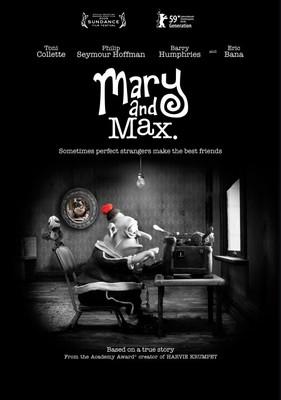 Mary i Max / Mary and Max