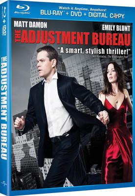 Władcy umysłów / The Adjustment Bureau