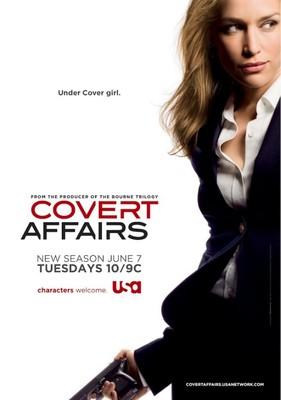 Kamuflaż - sezon 2 / Covert Affairs - season 2