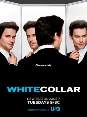 Białe kołnierzyki - sezon 3 / White Collar - season 3