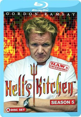 Hell's Kitchen: Season 5 - Raw and Uncensored