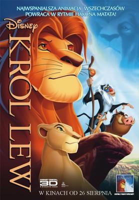 Król Lew / The Lion King 3D