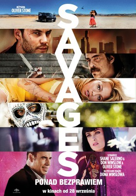 Savages: ponad bezprawiem / Savages