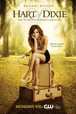 Doktor Hart - sezon 1 / Hart of Dixie - season 1