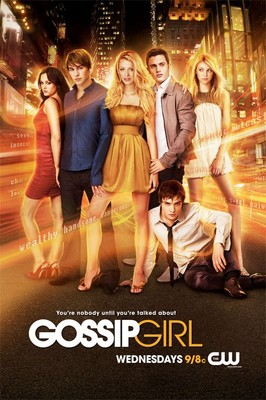 Plotkara - sezon 5 / Gossip Girl - season 5