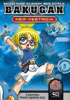 Bakugan: Nowa Vestroja / Bakugan Battle Brawlers: New Vestroia