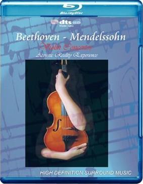 Beethoven/Mendelssohn: Violin Concertos
