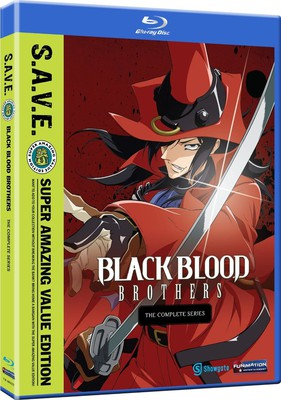 Black Blood Brothers: The Complete Series
