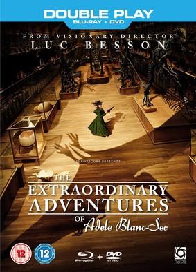 The Extraordinary Adventures of Adčle Blanc-Sec