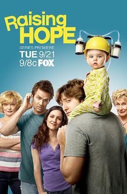 Dorastająca nadzieja - sezon 2 / Raising Hope - season 2