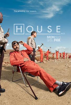 Dr House - sezon 8 / House M.D. - season 8