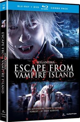 Higanjima: Escape from Vampire Island